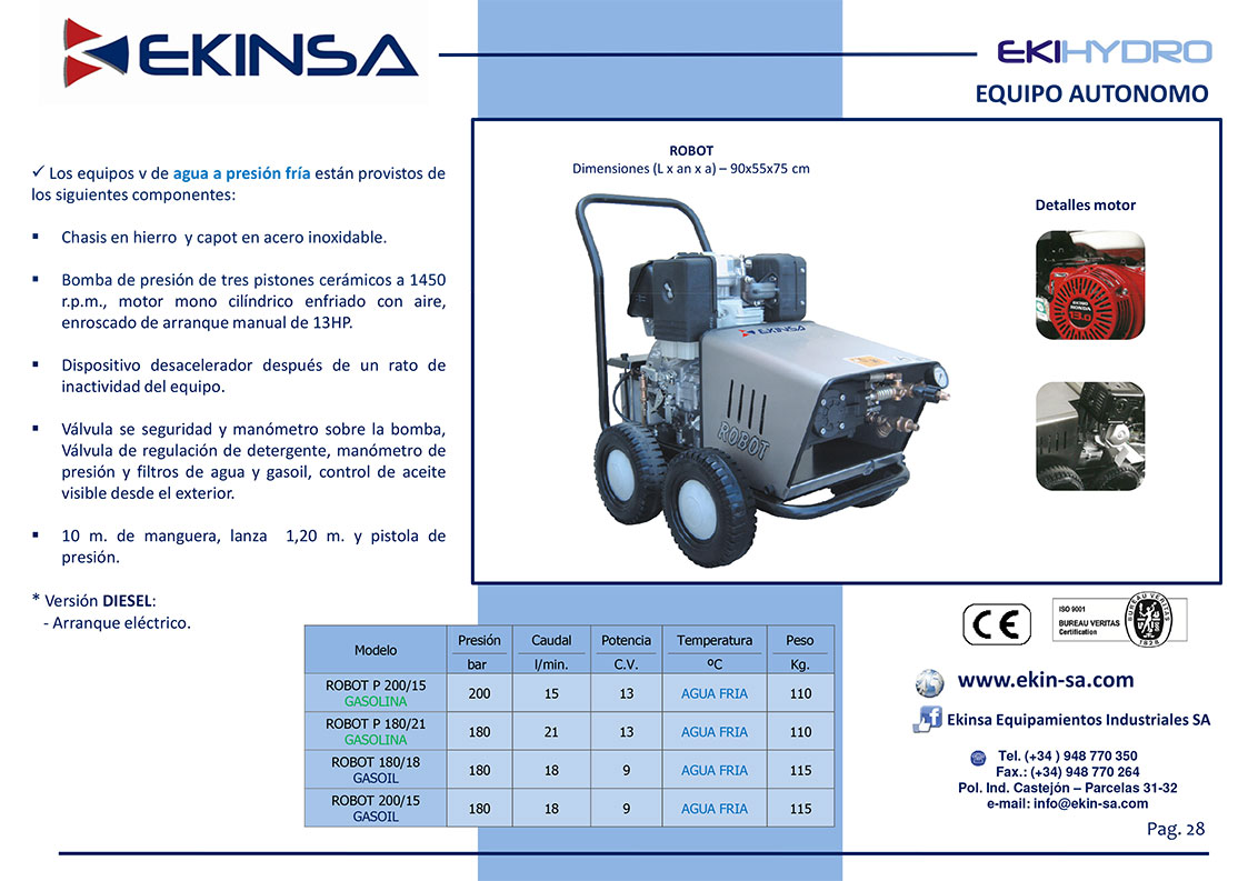 Self-Contained Device---ficha-Ekinsa