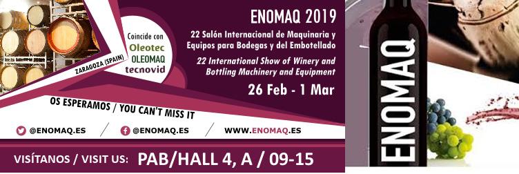 Enomaq 2019 - Ekinsa Castejon