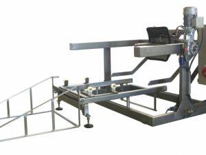 Lavabarricas Semiautomático de ekinsa