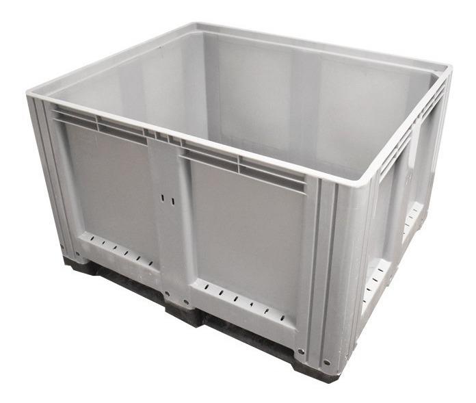 maquina limpia contenderos bin - ekinsa